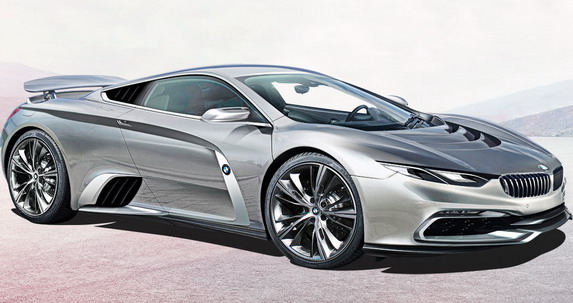 BMW želi hibridni super automobil