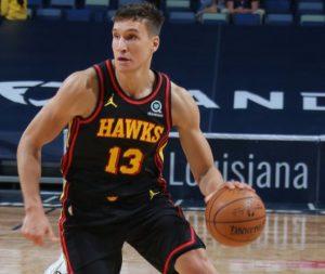 BOGI PONOVO ODLIČAN: Bogdanović nastavlja da teroriše odbrane NBA lige!