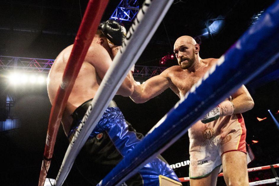 BOKSERSKI SPEKTAKL U KRALJEVINI Fjuri i Džošua boksuju 14. avgusta u Saudijskoj Arabiji