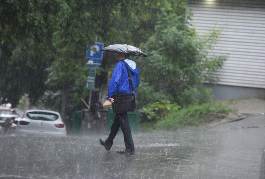 BOLJE SE NAVIKNITE NA PLJUSKOVE Poznati meteorolog otkrio do kada će kiša neprestano padati! Evo kakvo nas leto očekuje