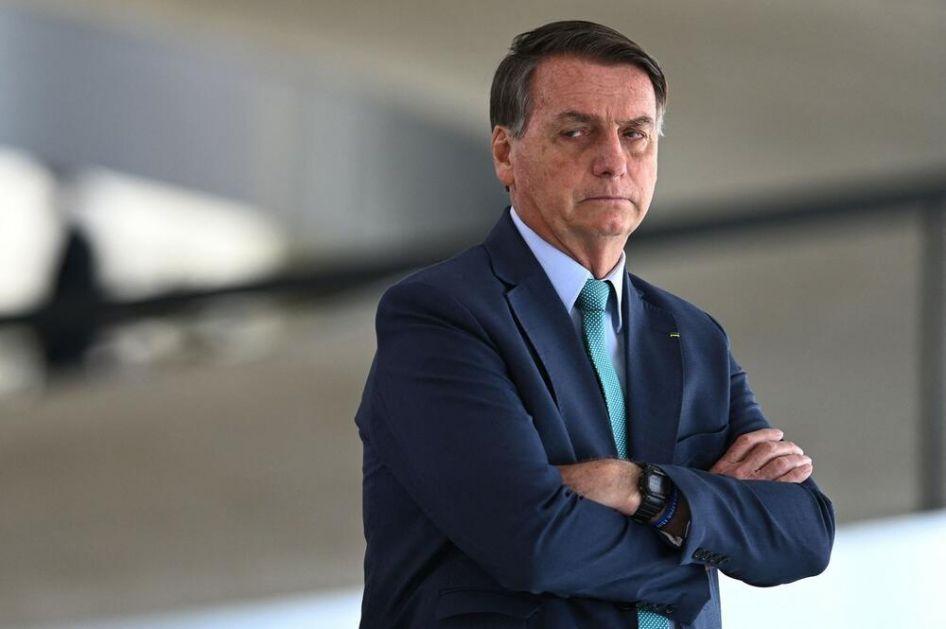 BOLSONARO POD ISTRAGOM SUDA Osporava izborni proces u Brazilu (VIDEO)