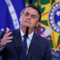 BOLSONAROVA IZJAVA UZBURKALA JAVNOST: Predsednik Brazila podelio svoje mišljenje o koroni, tvrdi da sve zna
