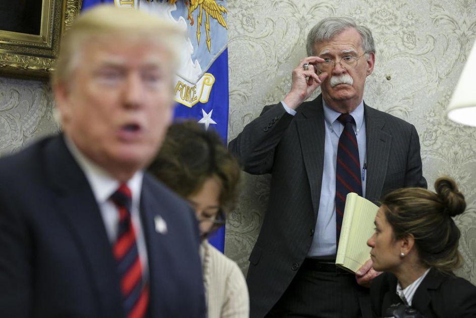BOLTON OTKRIVA PIKANTERIJE: Ovaj svetski lider vrti Trampa oko malog prsta, a nije Putin (VIDEO)