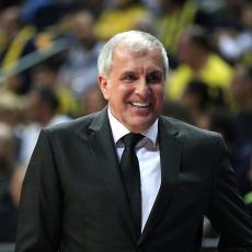 BOMBA KAKAVE DUGO NIJE BILO: Željko Obradović se vratio u Partizan