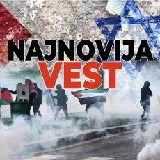 BOMBARDOVANA ZGRADA CRVENOG POLUMESECA: Izraelski avioni bez upozorenja gađali sedište organizacije u Gazi!