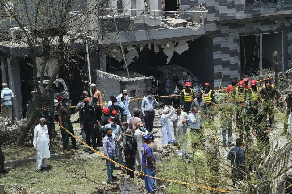 BOMBAŠKI NAPAD U PAKISTANU Ubijeno četvoro, MEĐU ŽRTVAMA I DETE!