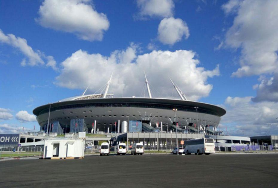 BORBA PROTIV PANDEMIJE: Pojačane mere protiv kovida u Sankt Peterburgu tokom Evropskog prvenstva