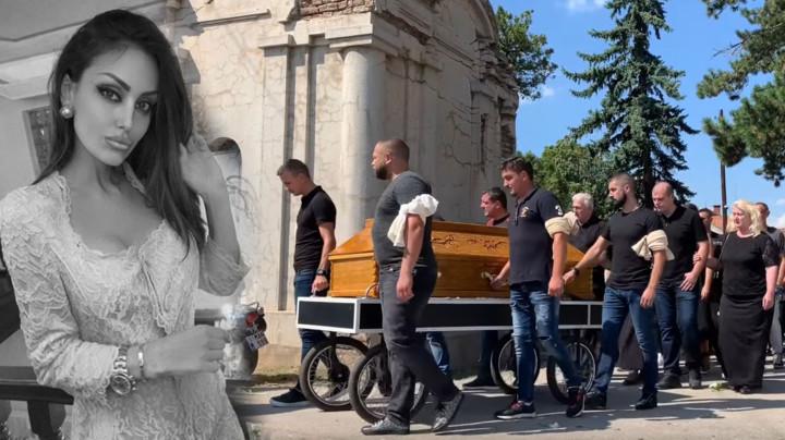 BORILA SE DO SAMOG KRAJA, KAO PRAVA LAVICA! Misica Dijana je danas ispraćena na večni počinak, a jedan detalj na kovčegu će vas NAJEŽITI! (VIDEO)