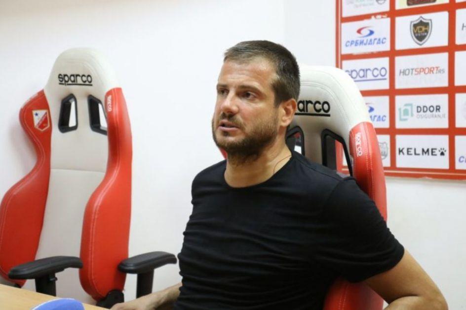 BORIM SE ZA SRBE, NE ZA ALBANCE: Lalatović oštar posle pobede nad Radničkim