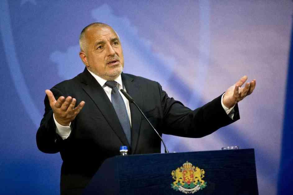 BORISOV UOČI EU-ZAPADNI BALKAN SAMITA: Balkan će biti jedno od najboljih mesta za život!