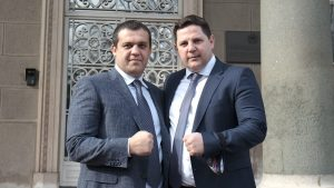 BOROVČANIN U BOLNICI: Legendarni bokser pozitivan na korona virus!