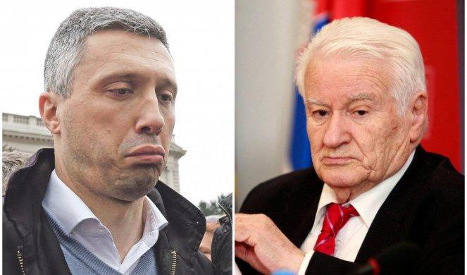 BOŠKO JE MUSOLINIJEVSKI FAŠISTA! Dragoljub Mićunović razobličio lidera Dveri!