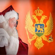 BOŽIĆ BATA JE ZLOČINAC Osnovana organizacija Crnogorska nova godina!