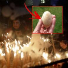 BOŽIJI ZNAK NA KiM! Nataša je pred sam VASKRS pronašla jaje u dvorištu i ostala u NEVERICI, smatraju da je ovakvo jaje BLAGOSLOV (FOTO)