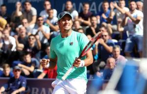 BRAVO DUCI! Lajović osvojio prvi ATP trofej i to pred NASMEJANOM KOLINDOM