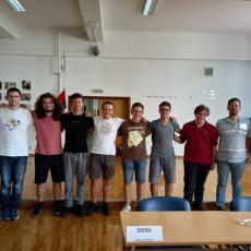 BRAVO GENIJALCI! Učenici Matematičke gimnazije osvojili ČETIRI MEDALJE NA OLIMPIJADI