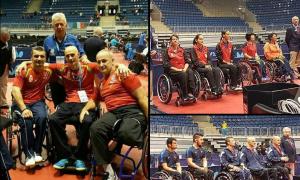 BRAVO: Srpski paraolimpijci se vraćaju sa zlatnom i bronzanom medaljom sa prvenstva sveta u stonom tenisu!