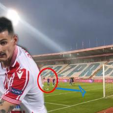 BRAVURA REZERVISTE: Sanogo povredio golmana, ušao drugi i ODBRANIO PENAL Falku! Hladan kao led (VIDEO)