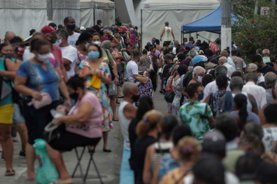 BRAZIL JE BIOLOŠKA FUKUŠIMA: Doktor objašnjava da je situacija sa koronom van kontrole, više od 4.000 umrlih u jednom danu