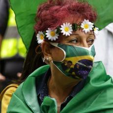 BRAZIL U PAKLU KORONE: Virus kovid19 paralisao južnoameričkog diva, obolelo više od 6.200.000 osoba