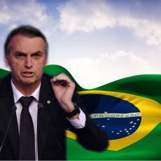 BRAZILSKI PREDSEDNIK TERA LJUDE DA RADE TOKOM EPIDEMIJE KORONE: Tviter uklonio snimak njegovog govora