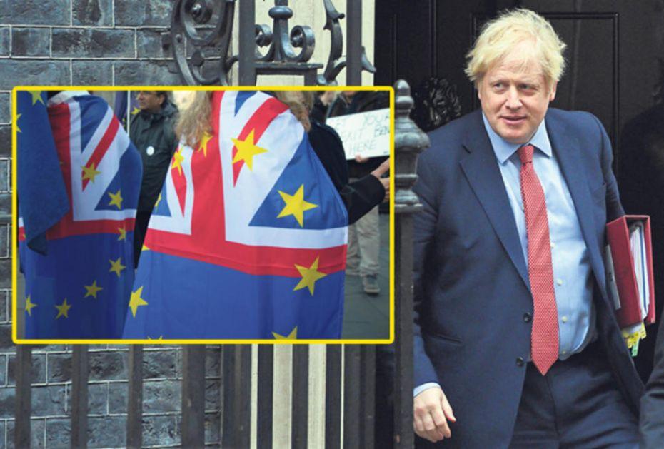 BREGZIT ISTORIJSKA NEDELJA ZA VELIKU BRITANIJU! Boris Džonson: Izlečimo se od podela iz prošlosti! (VIDEO)
