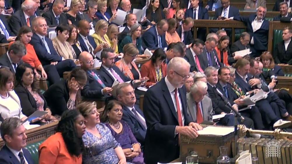 BRITANSKA OPOZICIJA NIJE ZADOVOLJAN NOVIM BREGZIT SPORAZUMOM: Gori je od onog koji je dogovorila Tereza Mej! Glasaćemo protiv njega! (VIDEO)