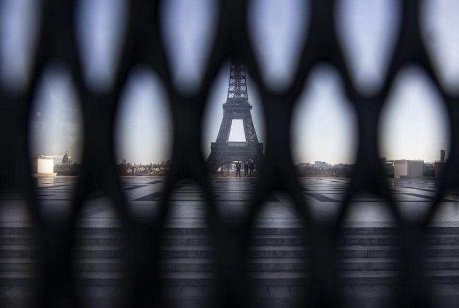 BRITANSKO SOJ KORONAVIRUSA OTKRIVEN NA SEVERU FRANCUSKE: Za vikend 2 miliona Francuza u krantinu