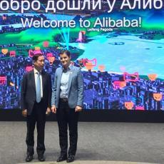 BRNABIĆ U POSETI ALIBABI: Nema boljeg mesta na svetu da vidimo napredne tehnologije i razgovaramo o investicijama u Srbiji (FOTO/VIDEO)