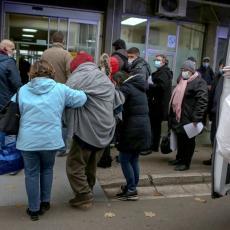 BROJ HOSPITALIZOVANIH PAO ISPOD 100: Popravlja se stanje sa koronom u Zlatiborksom okrugu