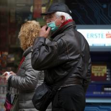 BROJ NOVOZARAŽENIH NE OPADA: Za 24 sata u Hrvatskoj još 234 novih slučajeva korona virusa