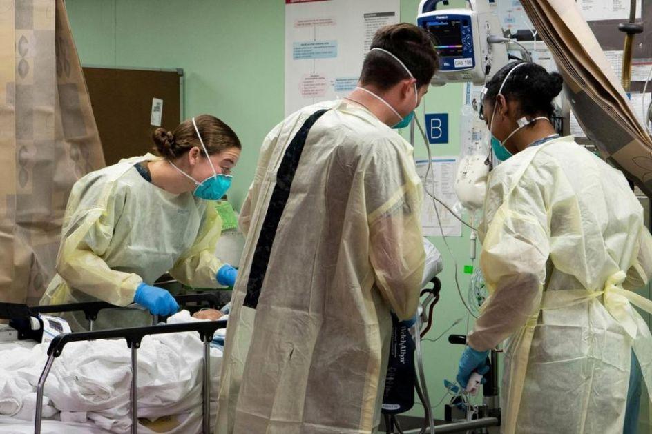 BROJ OBOLELIH OD KORONE PREMAŠIO 12,3 MILIONA LJUDI Za 24 sata još 219.963 zaraženih, virus do sada odneo 556.000 života