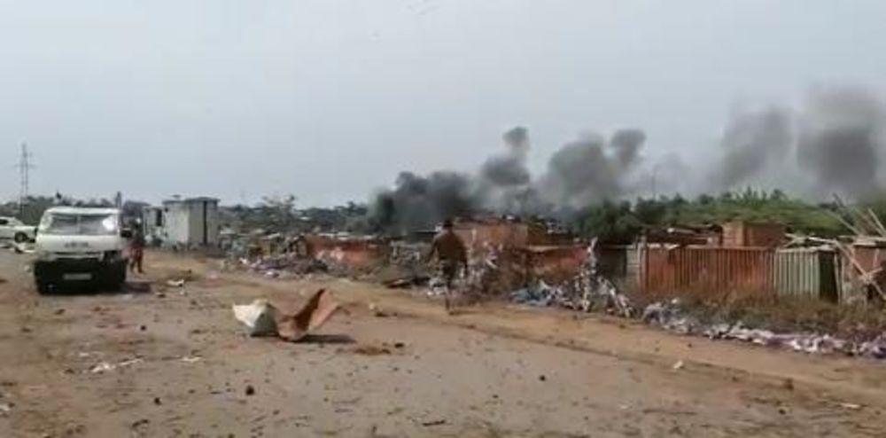 BROJ POGINULIH U EKVATORIJALNOJ GVINEJI SVE VEĆI: 98 osoba stradalo u seriji eksplozija u vojnoj kasarni! (VIDEO)