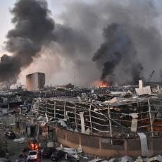 BROJE SE KATASTROFALNE POSLEDICE EKSPLOZIJE: Libanu zbog štete preti i bankrot