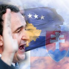 BRUKA I SRAMOTA! Kurti zahteva od Slovačke da prizna nezavisnost Kosova - NOVI UDAR iz lažne države