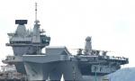 BRUKA I SRAMOTA: Ponos britanske mornarice propušta vodu