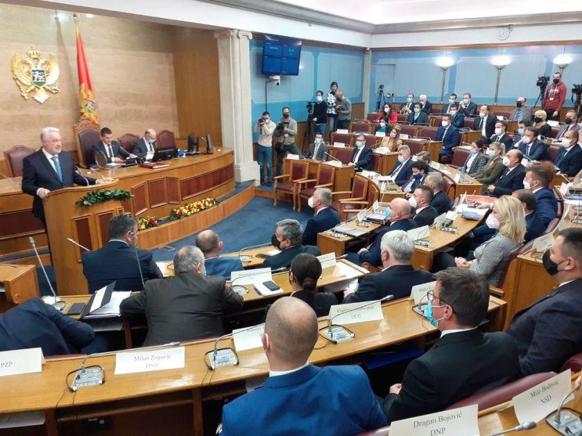 BRUKA U CRNOJ GORI Bošnjaci predložili, Skupština prihvatila: Glasaće se i o Rezoluciji o genocidu u Srebrenici