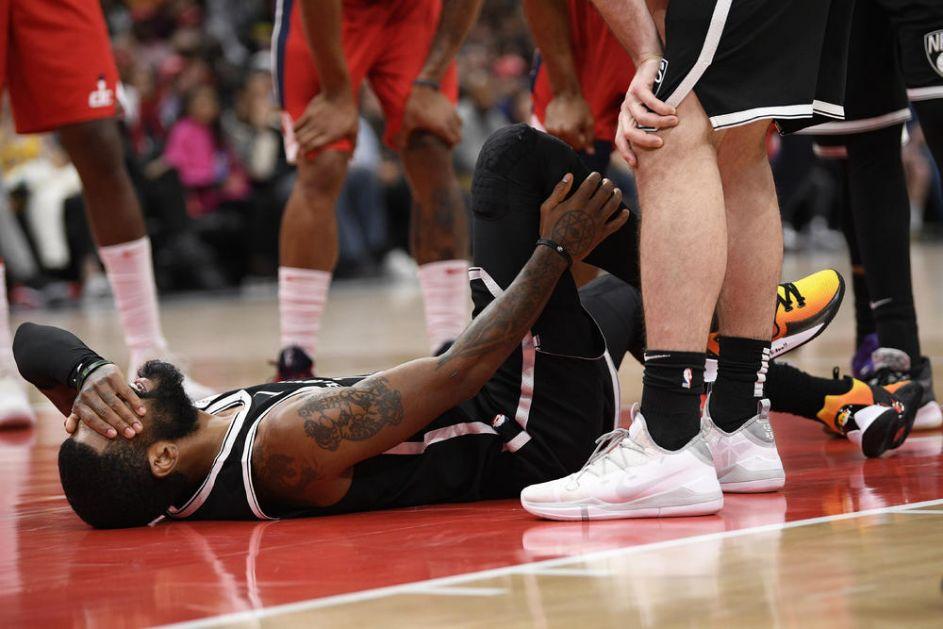 BRUKLIN U PROBLEMU: Kajri Irving propušta ostatak sezone (FOTO)