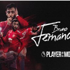 BRUNO ZA ISTORIJU: Fantastični Fernandeš četvrti put igrač meseca u istoj godini