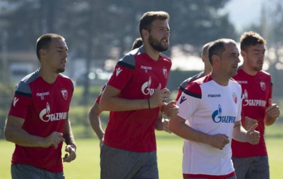 BRUŠENJE FORME SE NASTAVLJA U AUSTRIJI: Fudbaleri Crvene zvezde otputovali za Vindišgarsten