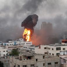 BRUTALAN ODGOVOR HAMASA: Napadnuto izraelsko hemijsko postrojenje, udar izvršen DRONOM KAMIKAZOM (FOTO/VIDEO)