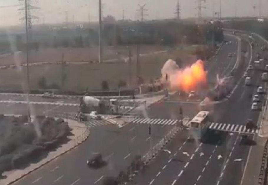 BRUTALNA OSVETA DŽIHADISTA IZRAELU: Ubili im komandanta, a onda je iz Gaze krenula slava raketa! Gvozdena kupola nije presrela sve! (VIDEO)