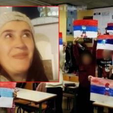 BRUTALNOST CRNOGORSKOG REŽIMA: Učiteljici Radi iz Bara uslovni otkaz zbog fotografije trobojke i štrumpfova