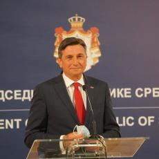 BRŽI PRIJEM ZAPADNOG BALKANA U EU: Pahor nagovestio da će Slovenija dati vetar u leđa evrointegraciji regiona