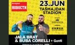 BUBA I JALA NA TAŠU: Prvi veliki solistički koncert dvojca koji pomera standarde