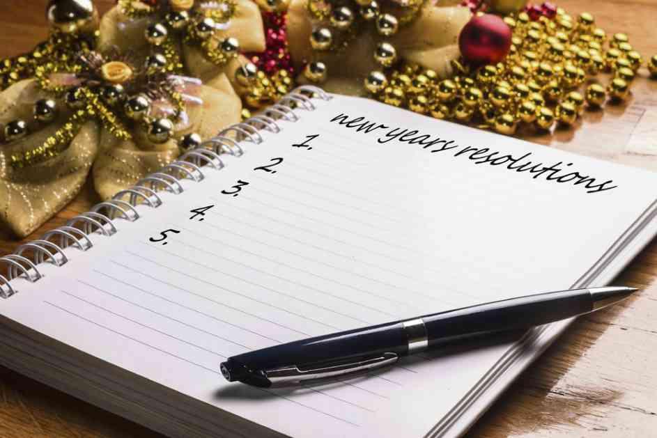 BUDITE ISKRENI PREMA SEBI KADA BIRATE: Šta ćete raditi u narednoj godini