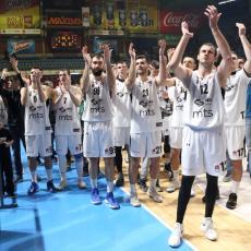 BUDUĆNOST CRNO-BELIH: Fantastična PARTIJA Partizanovog mladog tandema! (FOTO)
