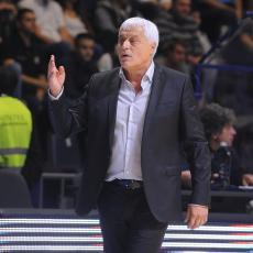 BUJICA REČI: Muta pričao o slaboj igri Partizana, ali i o Zagorcu, pa PROZVAO Ražnatovića! (FOTO)