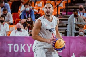 BULUT KRENUO U AMERIKU: Bronzani basketaš poslao poruku koju cela Srbija mora da čuje!