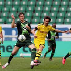 BUNDESLIGA: Dortmund nastavio da seje STRAH! Može Borusija i bez Halandovog gola (VIDEO)